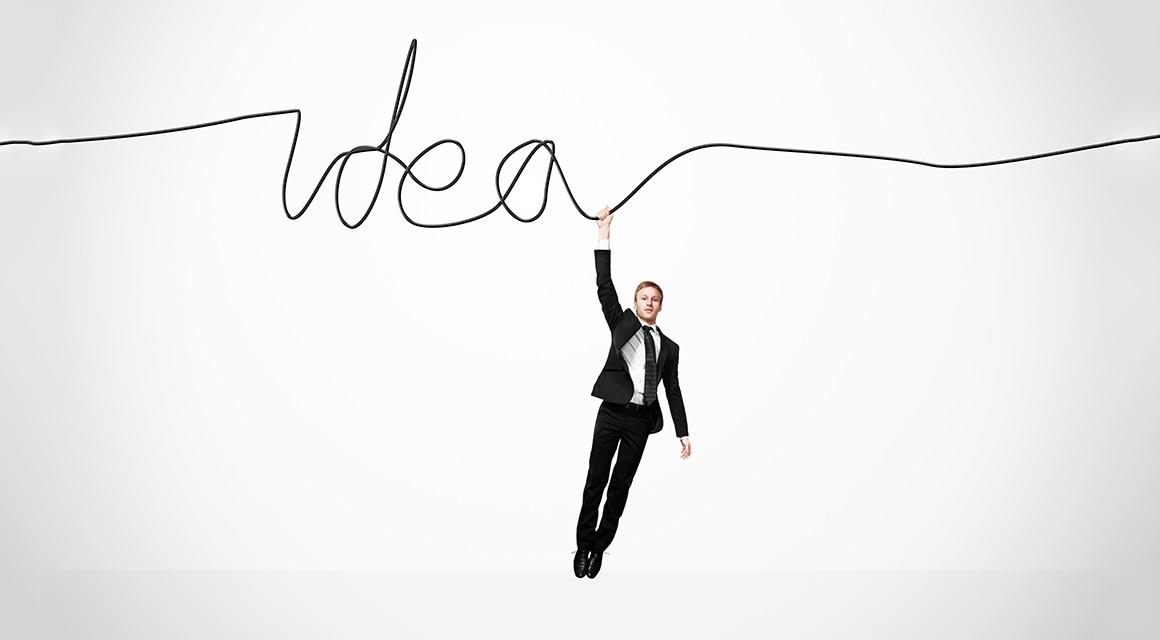 Ideas + Solutions = Success!